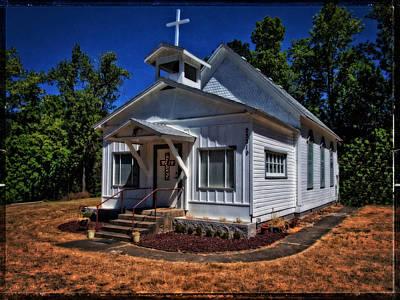 Photograph - Westwood Community Church by Thom Zehrfeld