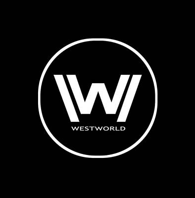 Dolores Digital Art - Westworld Logo by Carmelo Alberto Monaco