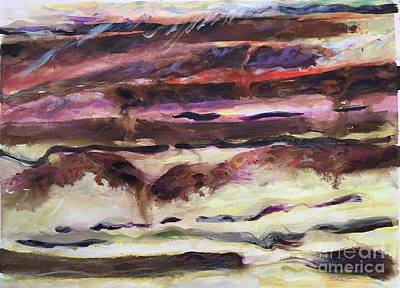 Painting - Wet And Wild by Lynne Schulte