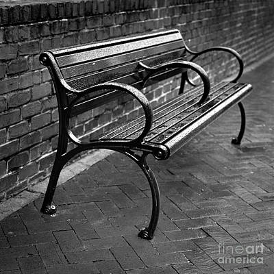 Photograph - Wet Bench by Patrick M Lynch