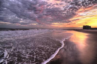 Ocean City Nj Photograph - Wet Boots by John Loreaux