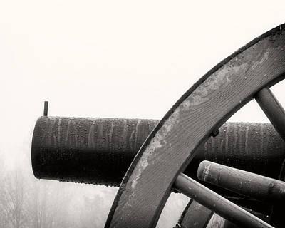 Photograph - Wet Canon by Alan Raasch