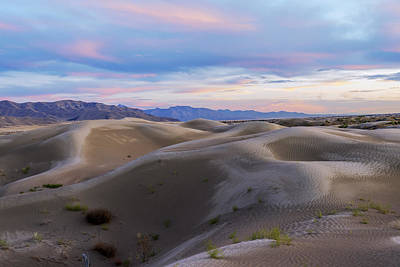 Sand Dune Photograph - Wet Dunes by Chad Dutson