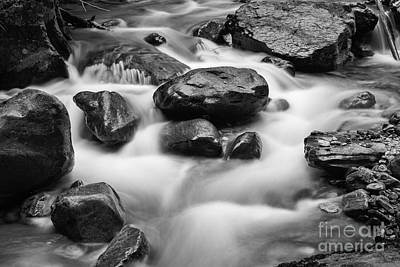 Photograph - Wet Rocks by Dennis Hedberg