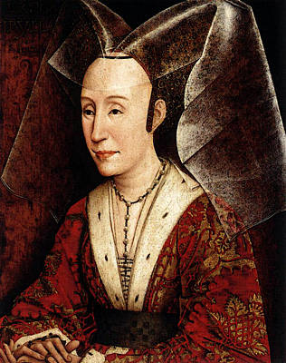 Weyden Isabella Of Portugal Art Print