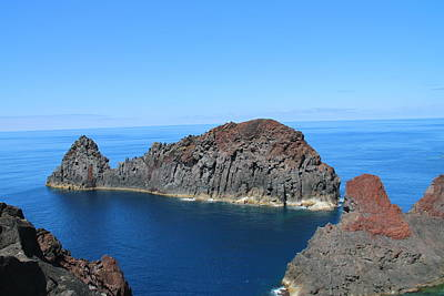 Photograph - Whale Island by Nuno Tavares