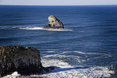 Photograph - Whale Rock by Jon Burch Photography