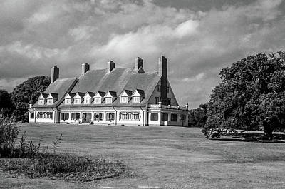 Photograph - Whalehead Club by David Sutton