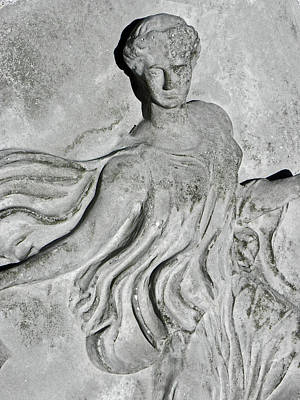 Photograph - What A Relief by Elizabeth Hoskinson