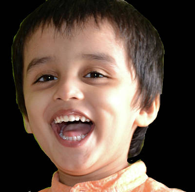 Photograph - What A Smile by Anand Swaroop Manchiraju