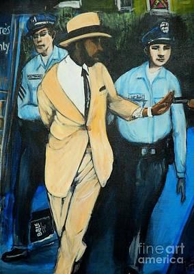 What Civil Rights Da-blues Series Original by Tyrone Hart