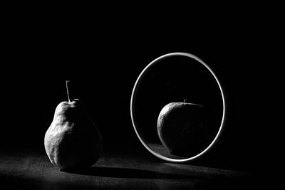 Photograph - What Do You See When You Look In The Mirror by Yvette Van Teeffelen