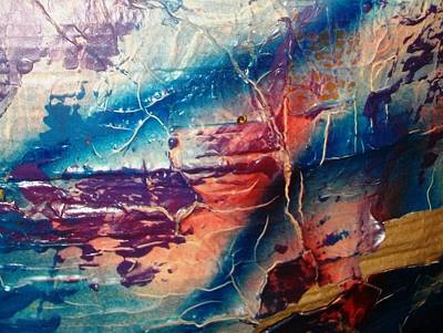 What Have We Done To The Sea Art Print by Bruce Combs - REACH BEYOND