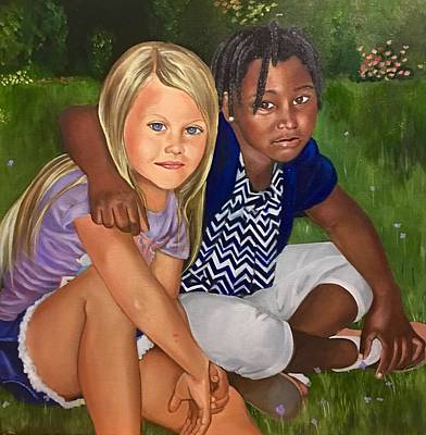 Painting - What If by Gwendolyn Frazier