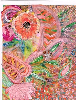 What Makes You Happy II Art Print by Anne-Elizabeth Whiteway