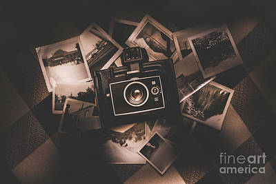 Photograph - What Once Was. Memories Recollected by Jorgo Photography - Wall Art Gallery