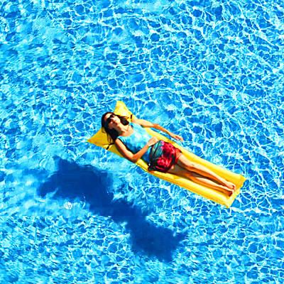 What The Summer Sun Sees 3 Original by Tony Rubino
