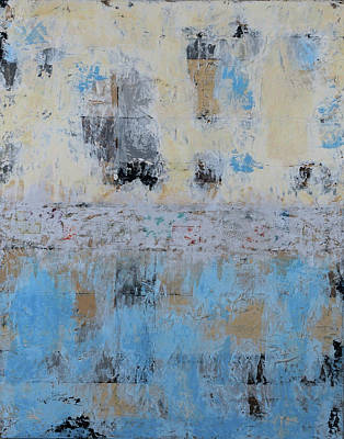 Painting - What Was Is by Jim Benest