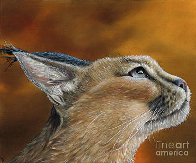 Painting - What's Up by Nanda Hoep