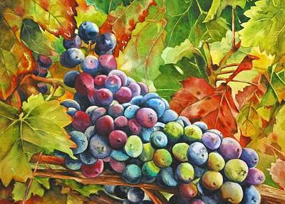 What's Your Grape Art Print
