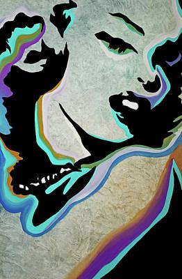 Painting - Whatser Name? by Tom Fedro - Fidostudio