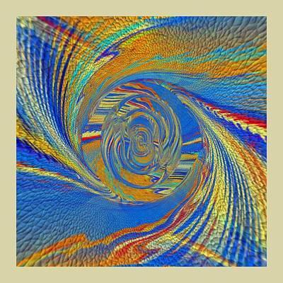 Digital Art - Wheat Ear by Halina Nechyporuk