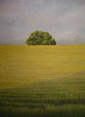 Painting - Wheat Field by Caroline Philp