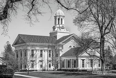 Special Occasion Photograph - Wheaton College Mary Lyon Hall by University Icons