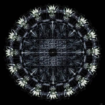 H.r. Giger Digital Art - Wheel by John Elliott