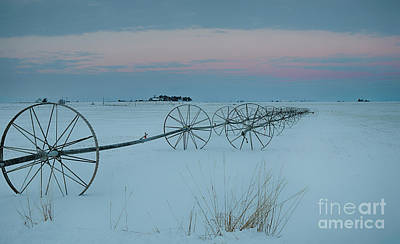 Photograph - Wheel Lines by Idaho Scenic Images Linda Lantzy