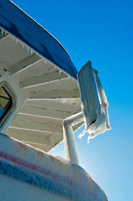 Photograph - Wheelhouse by Cathy Mahnke
