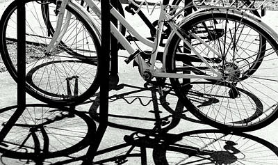 Photograph - Wheels by David Gilbert