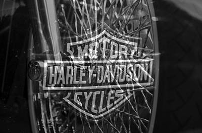 Photograph - Wheels Of Freedom by David Lee Thompson