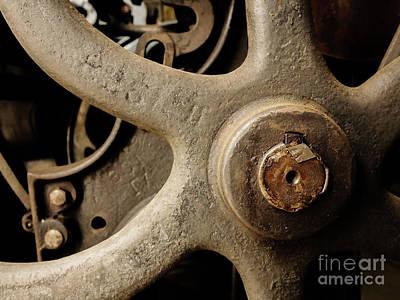 Photograph - Wheels Of Progress #3 by Lexa Harpell