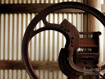 Photograph - Wheels Of Progress #4 by Lexa Harpell
