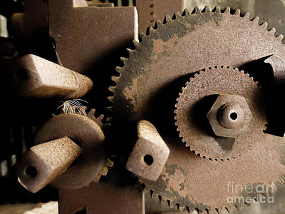Photograph - Wheels Of Progress #8 by Lexa Harpell