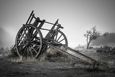 Photograph - Wheels Of Time by Brad Grove