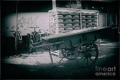 Photograph - Wheels On Wheels by Ana Mireles