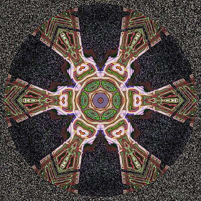 Wheelstone  Art Print by Bob  Eige