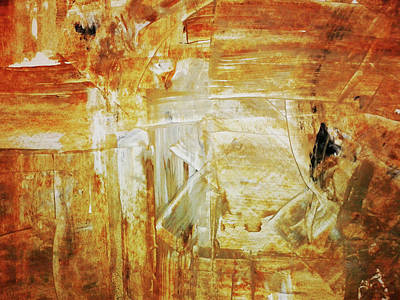 Painting - When A System Is In Turbulence - Abstract  by Sir Josef - Social Critic -  Maha Art
