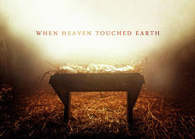 Digital Art - When Heaven Touched Earth by Kathryn McBride
