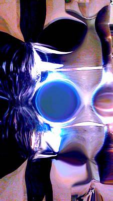 Bot Digital Art - When I Do Weird by Shirl Denise Frisby