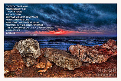 Photograph - When I Recall by Jim Fitzpatrick