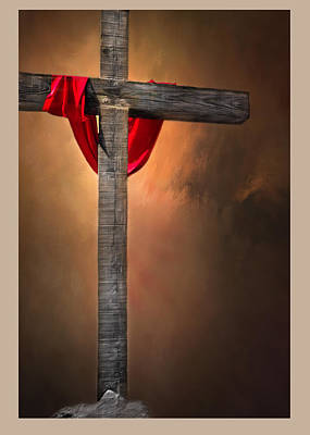 Photograph - When I Survey The Wondrous Cross by David and Carol Kelly