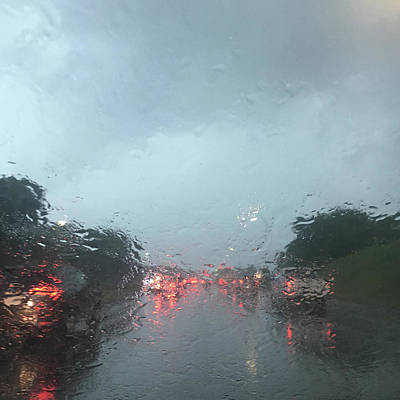Photograph - When It Rains..  by Angela King-Jones