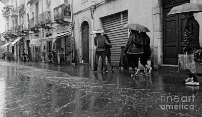 Photograph - When It Rains It Pours by Peter Skelton