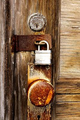 Photograph - When One Door Closes by Joseph C Hinson Photography