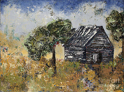 Painting - When September Ends by Kirsten Reed
