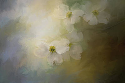 Painting - When The Dogwoods Bloom by Jai Johnson