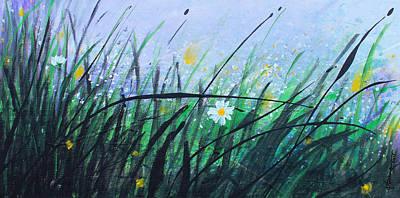 When The Rain Is Gone Art Print